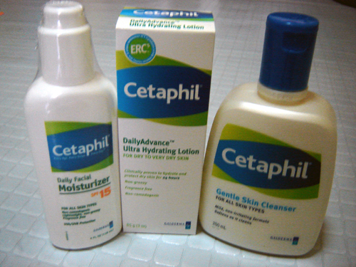 Cetaphil Products