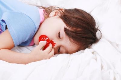 training child to sleep