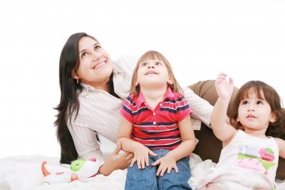 nurturing child's creativity