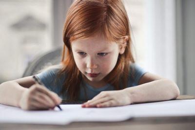 primary school essay writing
