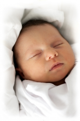 infant's sleeping pattern