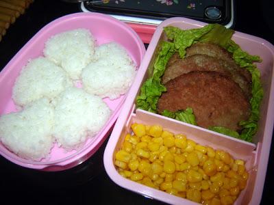 inside kids' lunchbox
