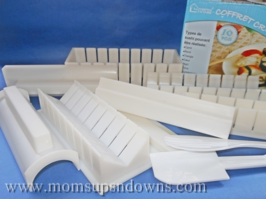 Rice Mold making Set Archives - Mom's Ups and Downs