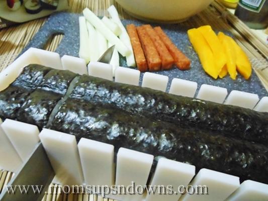 sushi ready