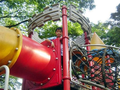 fun spots for kids